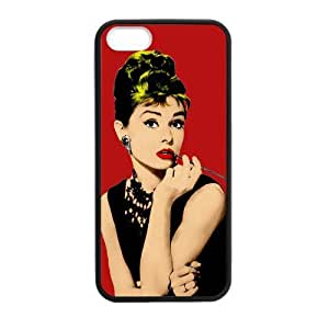 Audrey Hepburn Smoke Case for iPhone for Case For Samsung Galaxy S3 i9300 Cover