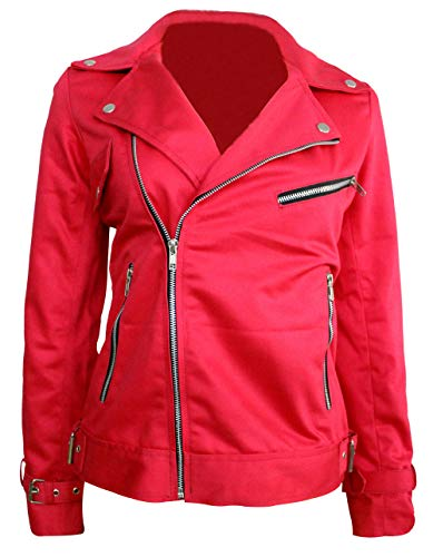 Cherry Cheryl Petsch Femmes Mj Southside 50 Red Riverdale 2xl Madelaine Veste Blossom Eqa6Fq