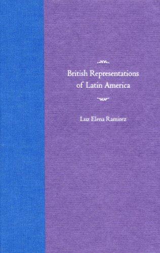 Download British Representations of Latin America pdf