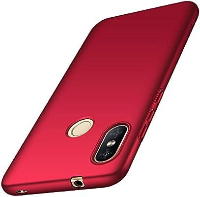 AOBOK Funda Xiaomi Mi A2 Lite, Funda Xiaomi Redmi 6 Pro, Ultra ...