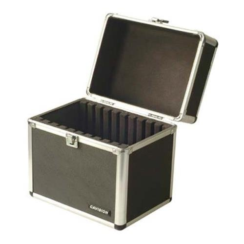 Cavision HCF5FS10 Hard Case with 10 Slots for 5 x 5'' Glass Filters in Filter Trays by Cavision