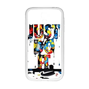 Personal Customization Just Do It Cell Phone Case for Samsung Galaxy S4