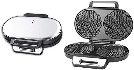 Sandwich Maker Toastie avec Home Petit-déjeuner Double machine Plateau Gaufrier Mini Sandwich Maker LMMS