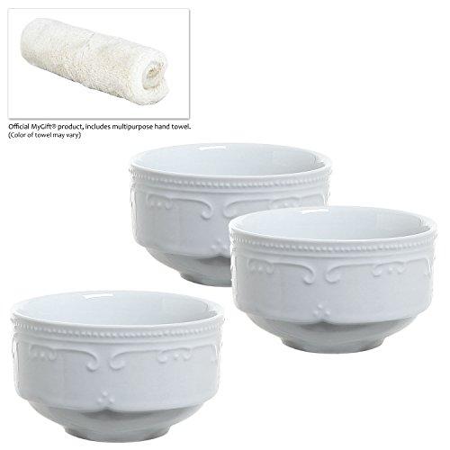 3 5 Inch Arabesque White Ceramic Mini Windowsill Succulent