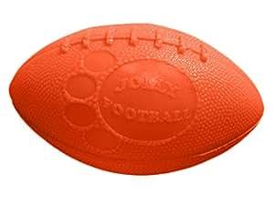 Jolly Pet Football, 8-Inch, Orange