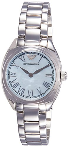 Emporio Armani Women's AR1954 Dress Silver Watch