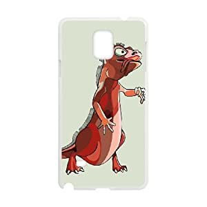 Samsung Galaxy Note 4 Phone Case With lizard Pattern
