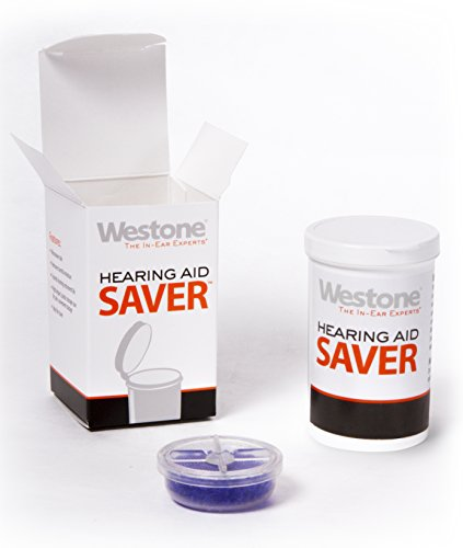 Westone Hearing Aid Saver - Large Size (Hearing Aid Drying Case)