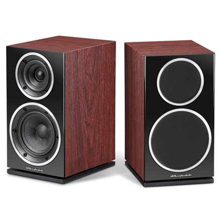 Wharfedale Diamond Series 2-Way Bookshelf Speakers (Pair) Rosewood WHD220RWD
