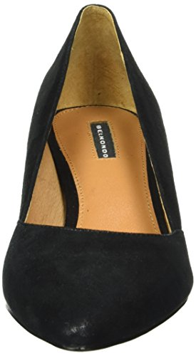 Belmondo Women's 703531 01 Closed Toe Heels Black (Nero) lSZxI