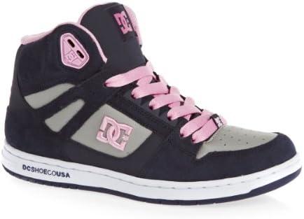 کفش DC اسکیت جوانان کفش اسکی باز