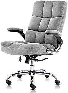 SP Velvet Office Chair