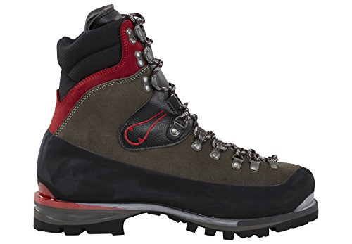 La Sportiva Karakorum Evo GTX Alpine Boots Men anthracite/red Größe 45,5 2017 Schuhe