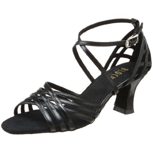 Bloch Women's Yvette Ballroom Shoe Black