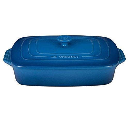 Le Creuset 8 Piece Multi-Purpose Enameled Cast Iron, Stoneware, and Toughened Non Stick Complete Cookware Set (Multi-Colored)