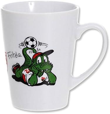 Vfb Stuttgart Mug 0 3 L Ca Mascot Fritzle Merchandise Amazon De Kuche Haushalt