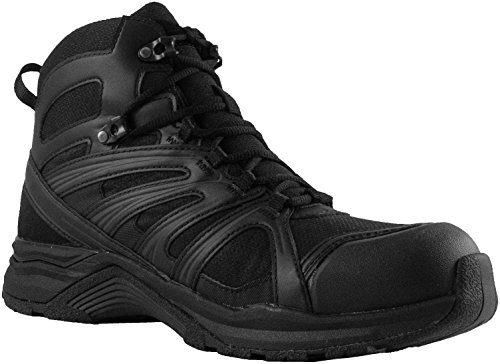 Altama Aboottabad Trail Runner Tactical Mid Top Combat Boot - Black Size 11