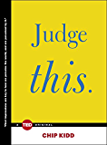 Judge This (TED Books)