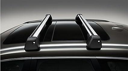 Volvo Original Xc60 Modelljahr 2018 Lastenträger Flügelprofil Für Dachreling Auto