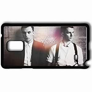 taoyix diy Personalized Samsung Note 4 Cell phone Case/Cover Skin Adam Anderson United Kingdom Theo Hutchcraft Group Black