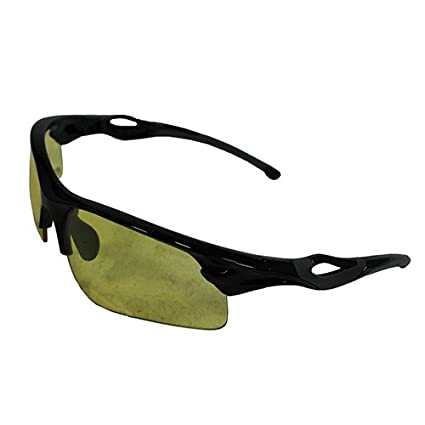 Smith & Wesson M&P Harrier Half Frame Interchangeable Shooting Glasses with  Impact Resistance and Anti-Fog Lenses for Shooting, Working and Everyday