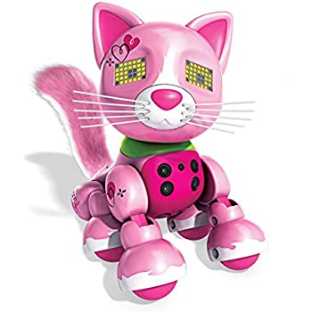 Amazon Tekno The Robotic Kitty Toys Amp Games