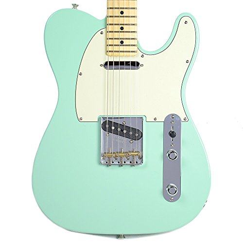 Fender American Special Telecaster MN Surf Green Limited Edition w/3-Ply Mint Pickguard