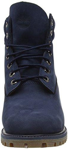 Timberland 6 Iris Azul Boot Black Blau Waterbuck In Botas Hombre rrd8Z1qw