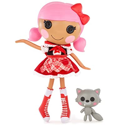 Lalaloopsy Doll - Scarlet Riding Hood by Lalaloopsy