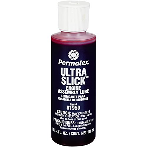 Engine Assembly Lube - Permatex 81950 Ultra Slick Engine Assembly Lube, 4 oz.