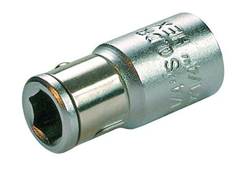 BGS Adapter mit Haltekugel, 6,3 (1/4), für 6,3 (1/4) Bits, 1 Stück, 8203