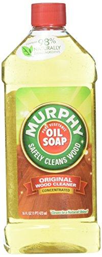 Murphy Oil Soap, Original Formula 16 fl oz (473 ml) - Pack of 6 (Oil Soap Vegetable)