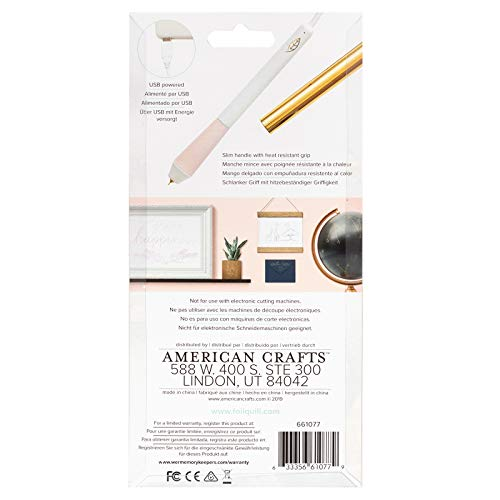 We R Memory Keepers Fine Tip Foil Quill Pen