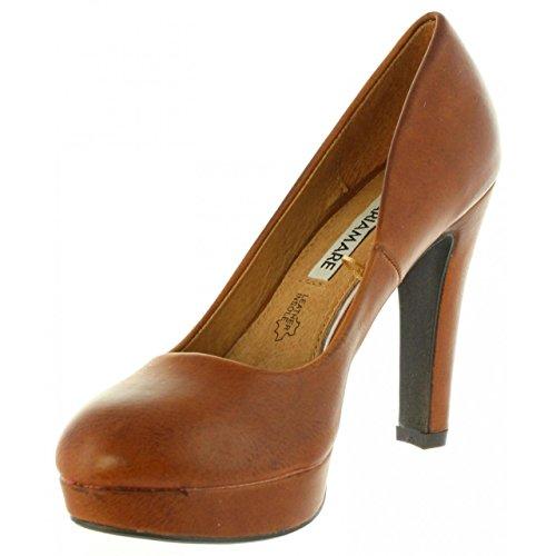 NAPAL MARE ferse für CUERO MARIA Damen Schuhe 61254 C21009 F1AHfq