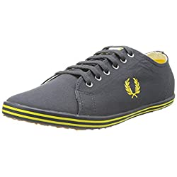 Fred Perry Men's Kingston Twill Tipped Sneaker