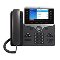 Cisco CP-8851 VOIP IP PoE Phone