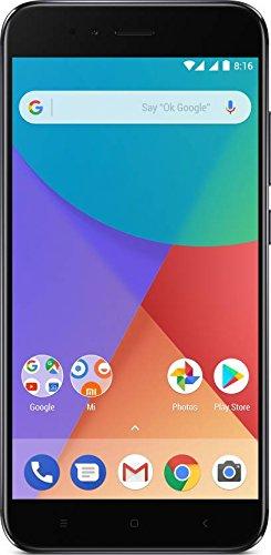 Xiaomi Mi A1 5.5 inches  Black, 4  GB, 64  GB
