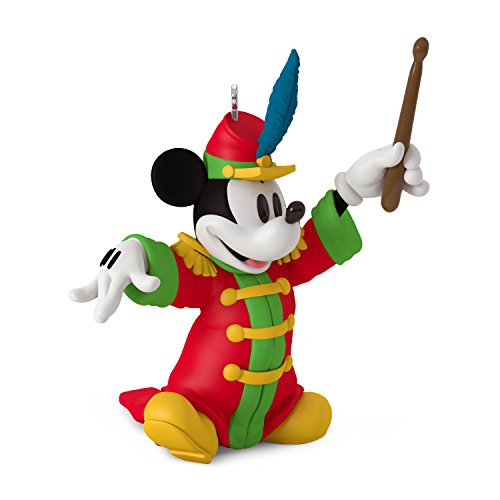 Ornament Band - Hallmark Keepsake 2017 Disney Mickey's Movie Mouseterpieces The Band Concert Christmas Ornament