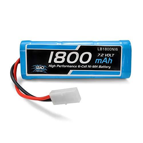Bateria Nimh - 7.2v - 1800mah - Tamiya - Ez Starter