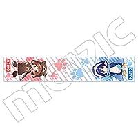 初音ミクシリーズ ボーカロイド ミニマフラータオル アニマル しゅがお カイト & メイコの商品画像