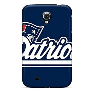 Defender Case With Nice Appearance (new England Patriots) For Galaxy S4