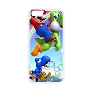 Super Mario Bros For iPhone 6 Screen 4.7 Inch Csae protection phone Case FXU328746