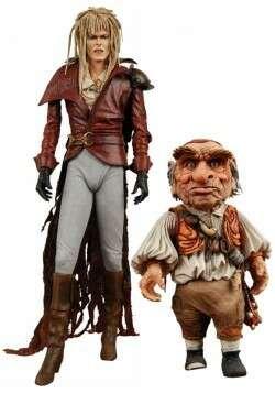 NECA Labyrinth Jareth and Hoggle 7