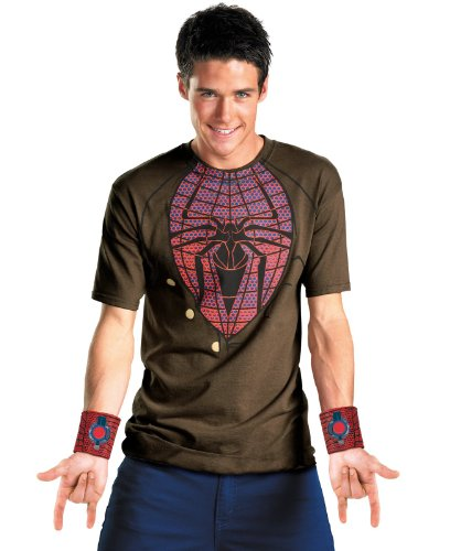Disguise Inc - The Amazing Spider-Man Movie Adult Costume Kit - X-Large/XX-Large