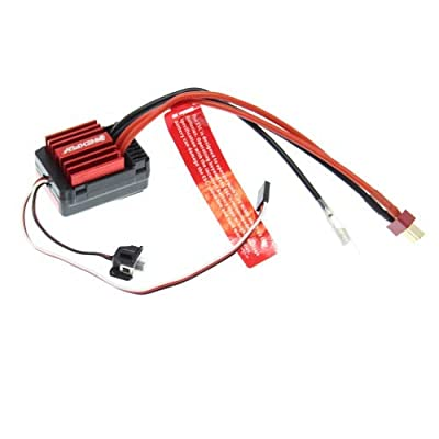 Redcat Racing Hexfly HX-1040 Crawler Esc with T-Plug: Toys & Games