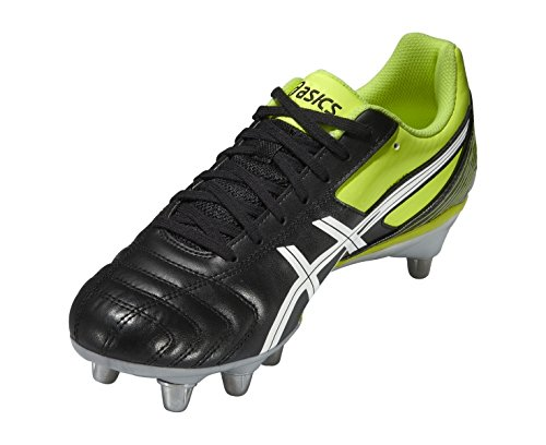 Asics Lethal Tackle Bota De Rugby - AW15 Negro