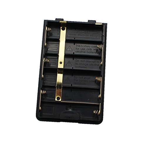 Vertex Standard Alkaline Battery Case (FBA-25)