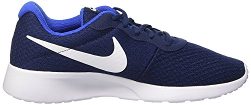 white Homme Tanjun game 414 Royal midnight Bleu Nike Navy Baskets g7EwwY