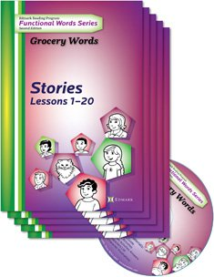 Edmark Reading Program Functional Words Series – Second Edition