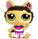 Littlest PetShop - A0215 - Poupée et Mini-Poupée - Chat